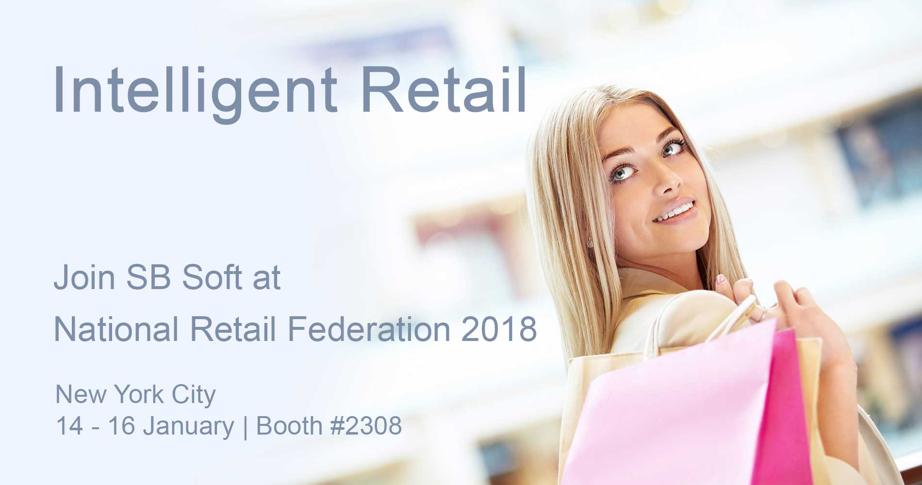 Join PowerAddon Team @ National Retail Federation 2018 | New York